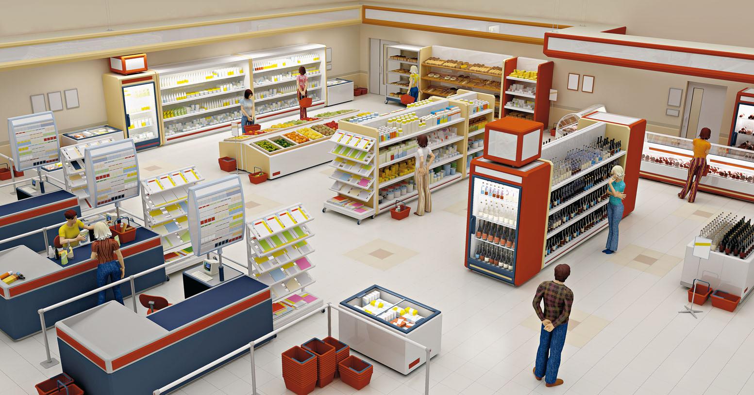 картинки торгового зала строительного магазина значит
